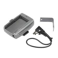 Battery Power Pack Plate Adapter DC Cable for SONY NP-F970 NP-F750 NP-F550 W7A9
