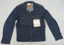 Vintage Levi Strauss, Red Tab Denim Jacket (NWT)