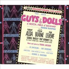 Guys and Dolls [Original Broadway Cast] [Remaster] by Various Artists (New)