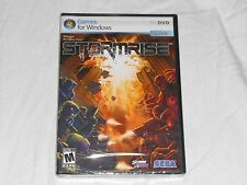 NEW Stormrise PC Game FACTORY SEALED Sega storm rise Windows Computer US