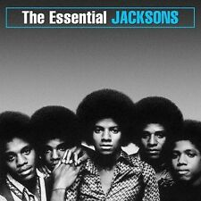 The Essential Jacksons by The Jackson 5 (CD, 2004, Sony Music) Michael LIKE NEW
