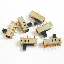 1 pcs 3 Position SPDT Vertical Slide Switch Small Mini Size ON-OFF 4 Pin PCB