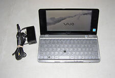 Sony Vaio VGN P90S P Series Lifestyle UMPC Intel Z520 1.33GHz 60GB HDD 2GB RAM