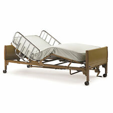 NEW HOSPITAL BED - LUMEX Home Use Full Electric Bed - FREE Mattress and Rail Set