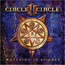 CIRCLE II CIRCLE - Watching In Silence CD