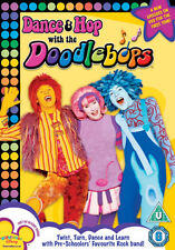 DANCE AND HOP WITH THE DOODLEBOPS - DVD - REGION 2 UK