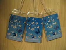 China Airlines Luggage Tags - Vintage Repurposed Playing Card Name Tag Set (3)