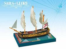 Sails of Glory Ship Pack Hms Queen Charlotte 1790 Board Game AGS SGN108C