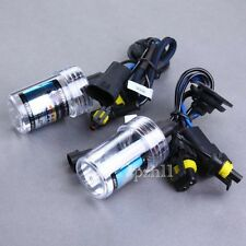 1 Pair Car HID Xenon Headlight Lamp Light 9006/HB4 3000K 35W Bulbs Golden Yellow