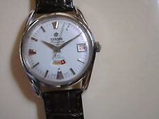 Vintage collectible men's wristwatch Titoni Airmaster  AUTOMATIC 30 JEWLL DAY DA