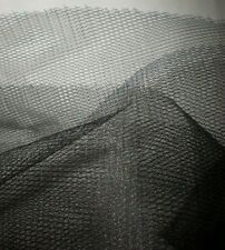 Soft Stretch Mesh Net.100 x 70CM. Good for beekeeping, costumes, trims, crafts..
