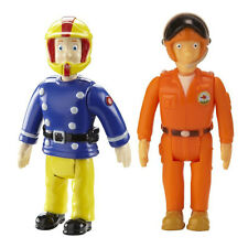 Fireman Sam - Quad Bike Sam & Tom - 2 Figure Pack *BRAND NEW*