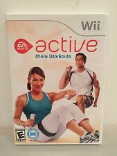 EA Sports Active More Workouts Wii Complete!