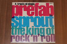 Prefab Sprout - The King Of Rock And Roll (1988) (MCD) (CDSK37, 651536 2)