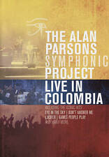 The Alan Parsons Symphonic Project: Live in Columbia (DVD, 2016)