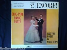 VINYL LP - ENCORE! OLDE TYME DANCE PARTY - SYDNEY THOMPSON - ENC125