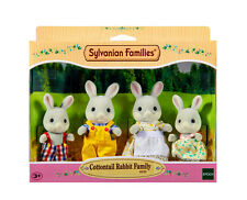 4030 Sylvanian Families Cottontail Rabbit Family Set inc 4 Figures Girls 3+