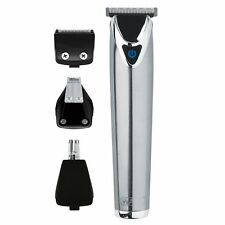 Wahl Stainless Steel Lithium Ion Hair Trimmer Razor Shaver NEW!! KS