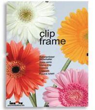 Innova Editions 50 x 75 cm/30 x 20 pollici cornice di plastica vetro di sicurezza per foto