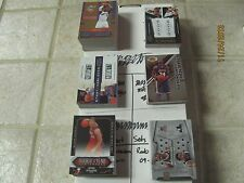 2009-10 Panini Contenders Insert complete set 1-20 Award Contenders