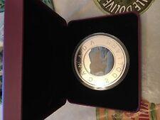 Canada 2016 BIG COIN SERIES 2 DOLLAR COIN POLAR BEAR 5 oz Silver Colored Coin