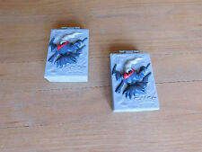 two BURGER KING Pokemon 2008 Nintendo Trading Card Boxes   DARKRAI