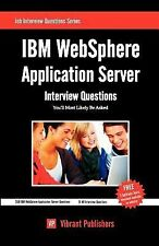 IBM WebSphere Application Server Interview Questions You'll Most Likely Be...