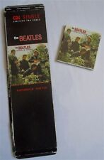 THE BEATLES - CD SINGLE(RARE)  PAPERBACK WRITER +1