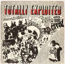 Totally Exploited  The Exploited Vinyl Record
