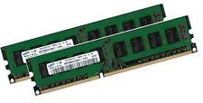 2x 4GB 8GB MEDION AKOYA E2312D E4055D DIMM DDR3 1333 Mhz Samsung RAM Speicher