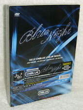 CNBLUE 2012 Concert Blue Night Taiwan Special 2-DVD (Chinese-Sub.)