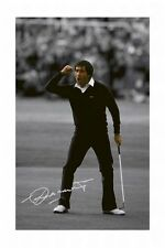 SEVE BALLESTEROS 84 OPEN AUTOGRAPHED SIGNED A4 PP POSTER PHOTO