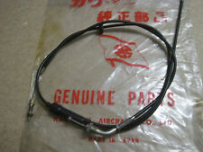 KAWASAKI NOS THROTTLE CABLE F3 BUSHWACKER     54012-036
