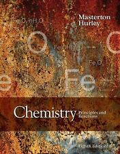 Chemistry : Principles and Reactions (US HARDCOVER 8/E; ISBN-13: 9781305079373)