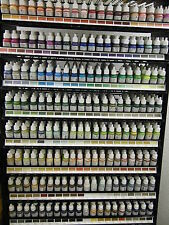 UNIFORME ALLEMAND 85 / 920  PRINCE AUGUST ACRYLIC PAINT 17mm