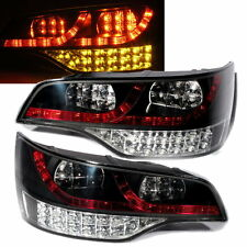 Q7 2007-2009 Pre-Facelift ALL LED Tail Rear Light BLACK for AUDI