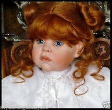 OOAK Fayzah Spanos *Angel Cheeks*Christening Day Li'l Sis Virginia Turner