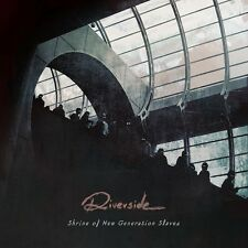 2CD RIVERSIDE Shrine Of New Generation Slaves LTD