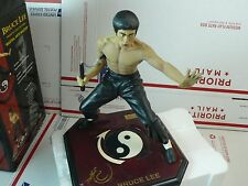 "Bruce Lee Tribute Collection Martial Arts Master Limited Ed Statue Figure ""Read"""
