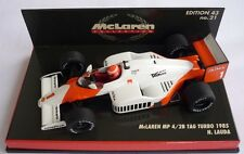 F1 1/43 MCLAREN MP4/2B TAG TURBO LAUDA 1985 MINICHAMPS