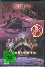 Andromeda Volmume 5 & 6 - (DVD)  NEU/Sealed !!!