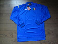 Italy 100% Official Original Jersey XL Still BNWT 1999 Home LS Extremely Rare
