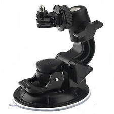 Camera Suction Cup Mount for Gopro Hero 2 3 3+ 4 Holder Vacuum Sucker New