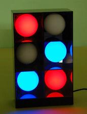 Tween Light GEMINI Lichteffekte Wechsel Blau Rot für Party LED Kugel Regal Tisch