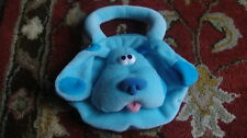 RARE BLUE'S CLUES PLUSH SMALL PURSE