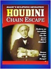 HOUDINI CHAIN ESCAPE Magic Trick