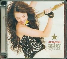 Miley Cyrus - Breakout Hard Case Cd Ottimo