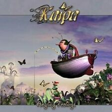 "Kaipa ""Angling Feelings"" CD prog rock Merce Nuova"