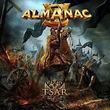 ALMANAC - TSAR  CD NEU