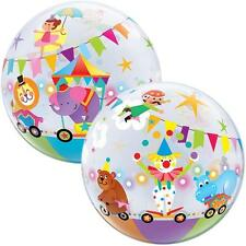 """22"""" BUBBLE BALLOON CIRCUS PARADE PARTY DECORATION - STRETCHY BIRTHDAY PARTY"""